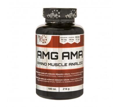 AMG AMA (AMINO MUSCLE ANALOG) 180 tbl.