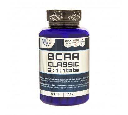 BCAA CLASSIC 2:1:1 tabs 150 tbl.