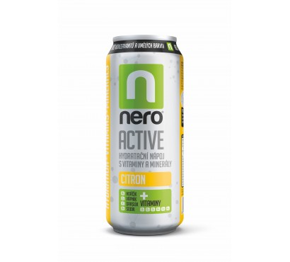 Nero Active 500 ml nápoj