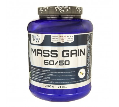 MASS GAIN 50/50 2500 g dóza