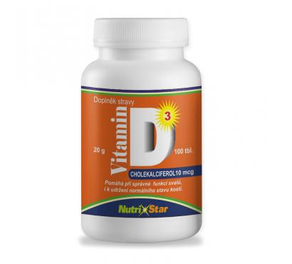 Vitamin D 100 tbl.