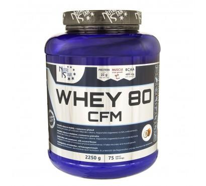 WHEY 80 CFM 2250 g dóza