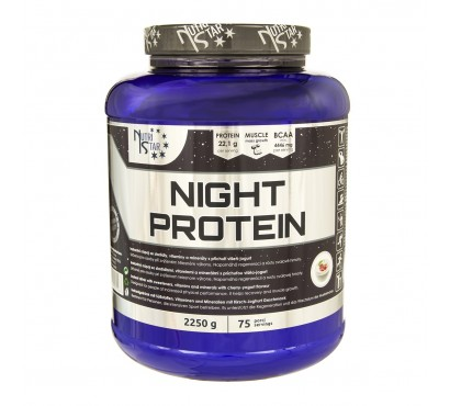 NIGHT protein 2250 g dóza