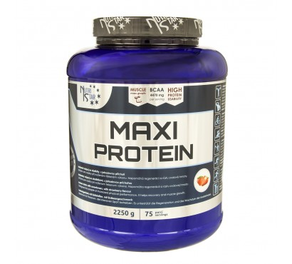 MAXI protein 2250 g dóza