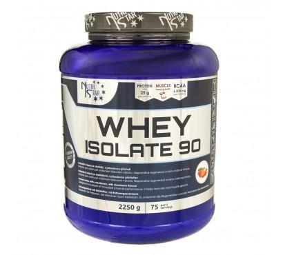 Whey ISOLATE 2250 g dóza