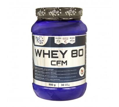 WHEY 80 CFM 900 g dóza